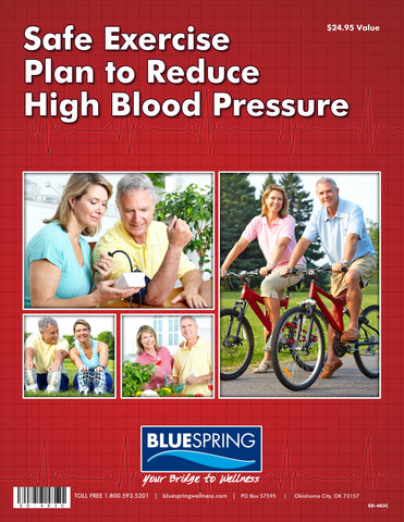 ED-483: Exercise Plan To Reduce Blood Press. (Dig. Download)