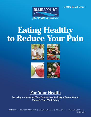 ED-346: Eating Healthy To Reduce Pain (Digital Download)