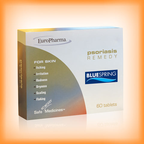 Psoriasis remedy Formula 60-CT Tablets; For Skin, Itching, Irratation, Redness, Dryness, Scaling, Flaking