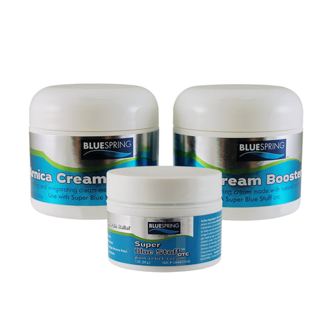 BST-2076: Buy 2 Arnica Cream get 1 Free SBS 1-oz.