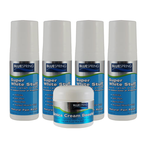 BST-2211: Buy 4 SWS Roll-Ons Get 1 Arnica Cream Booster