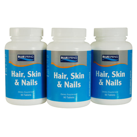 HAR-1094: Hair, Skin & Nails Formula Buy 2 Get 1 Free