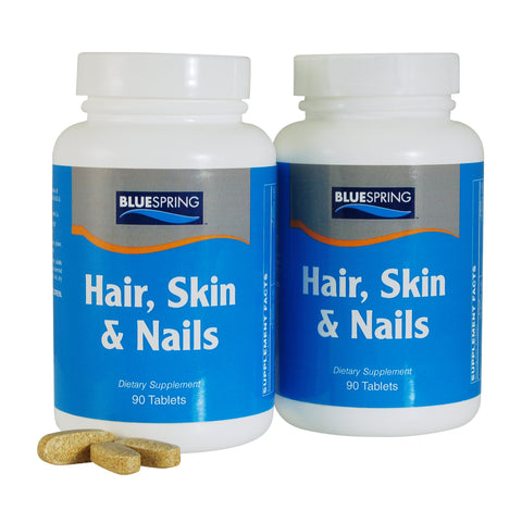 HAR-1743: Hair Skin & Nails Formula Buy 1 Get 1 at Half Off