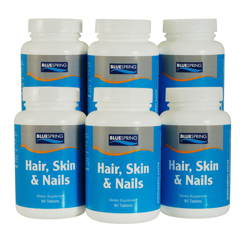 HAR-2222: Hair, Skin & Nails Formula Buy 3 Get 3 Free