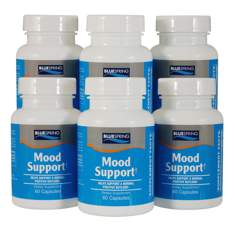 MOO-2218: Mood Support Formula Buy 3 Get 3 Free