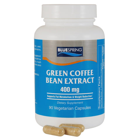 NS-114: Green Coffee Bean Extract 90-ct. capsules