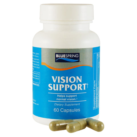 NS-115: Vision Support Formula 60-ct. capsules