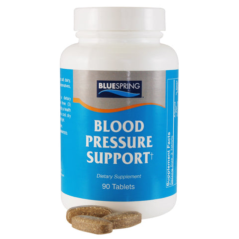 NS-116: Blood Pressure Support Formula 90-ct. Tablets