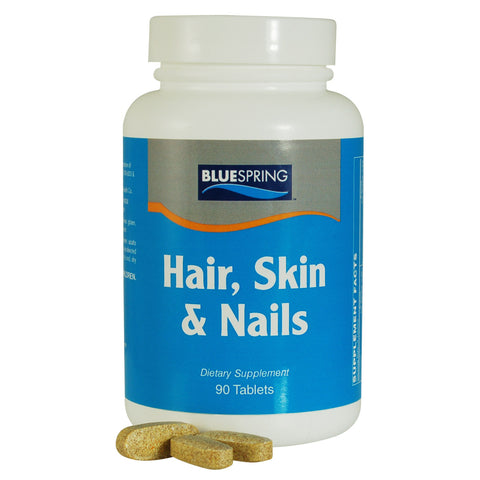 NS-212: Hair, Skin and Nails Formula  90-ct. tablet bottle