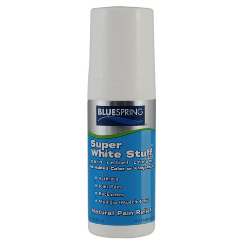 Super White Stuff OTC - Joint & Muscle Pain Relief Cream