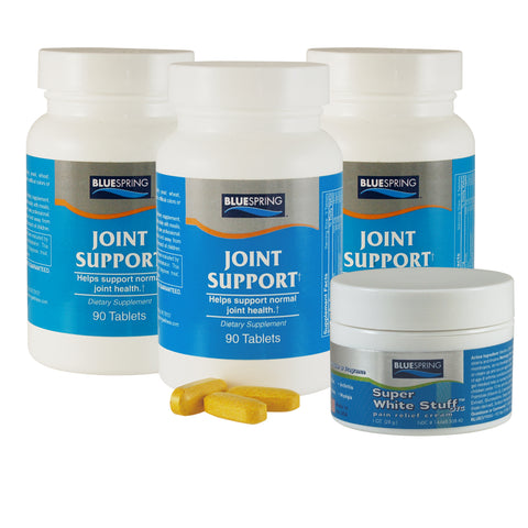 JNT-2522: Buy 2 Joint Support Get 1 Free Plus Free SWS 1-oz.