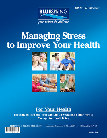 ED-351: Managing Stress To Improve Health (Digital Download)