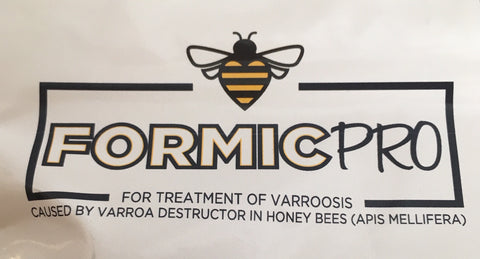 Formic Pro Strips - 2 Dose