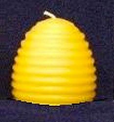 Bee Hive Candle Mould