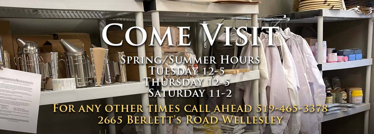 We got you covered! tools, gloves, veils, jackets/suits