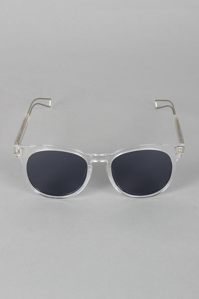 Classic Horn Rimmed Sunglasses - Thick 'N' Curvy Shop - 1
