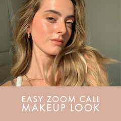 The Easiest Makeup Look For All Of Your Zoom Calls