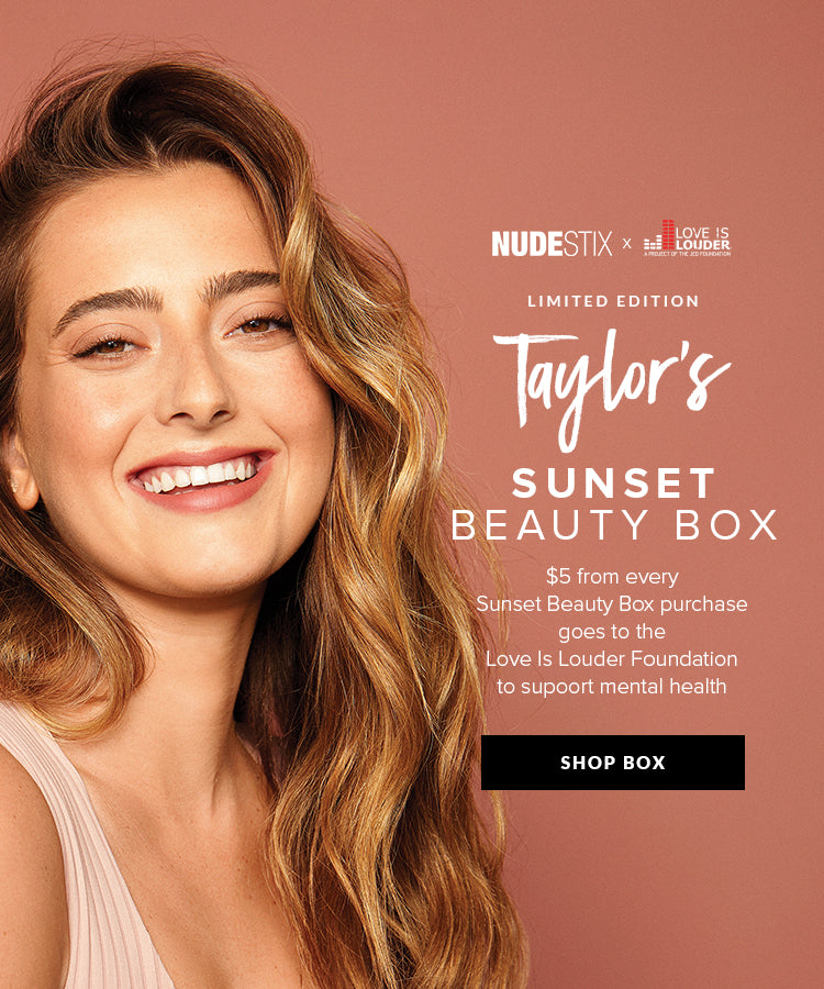 Taylor's Sunset Beauty Box