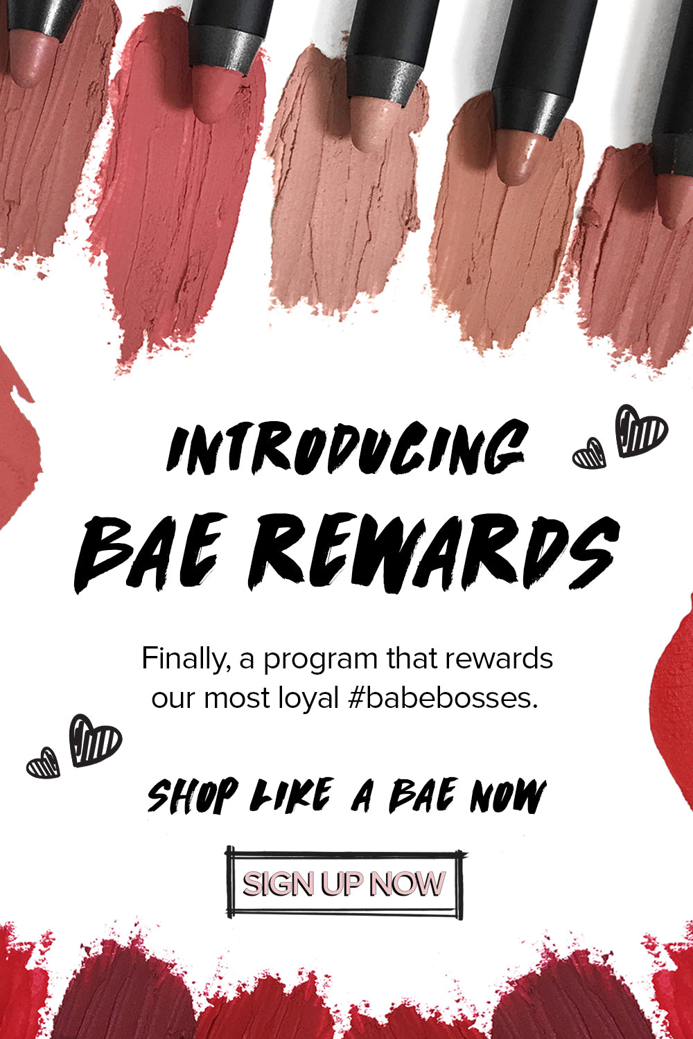 INTRODUCING: BAE REWARDS
