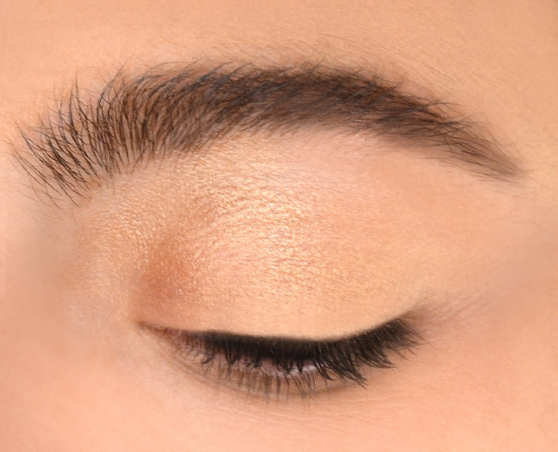 Nudestix Magnetic Luminous Eye Color in Gilt swatch
