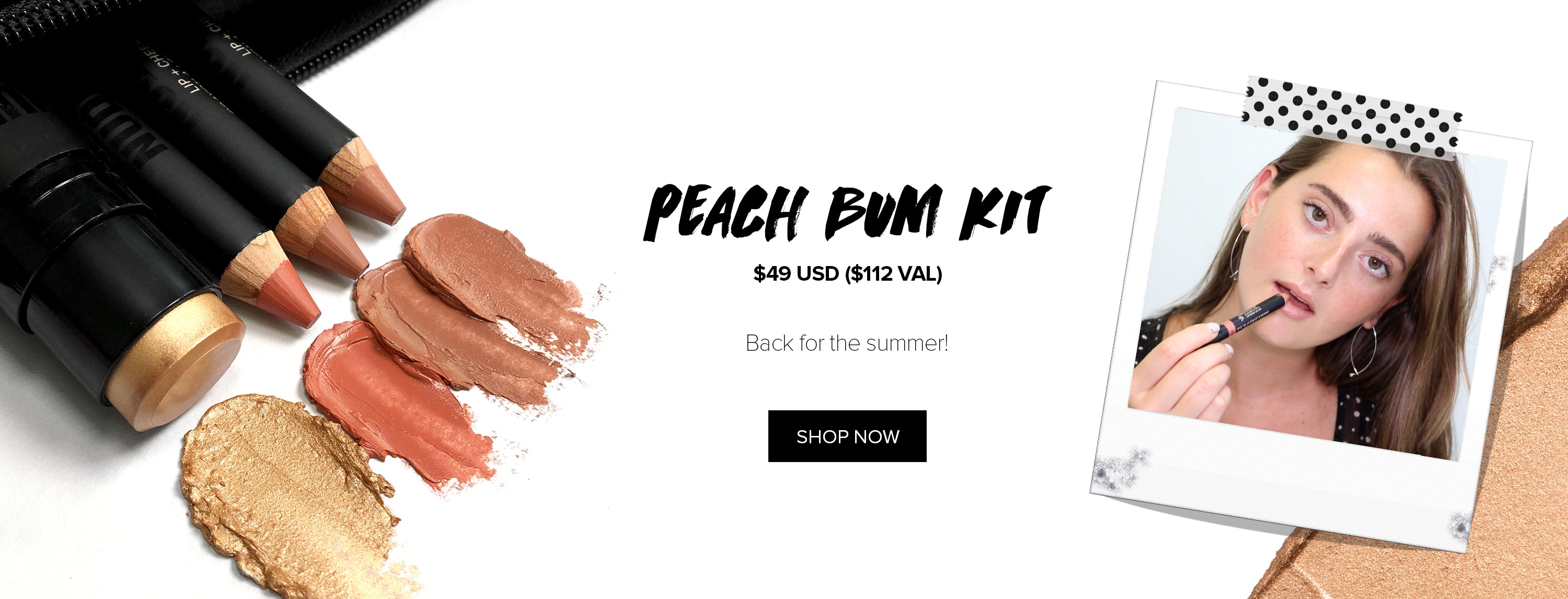 Peach Bum Kit