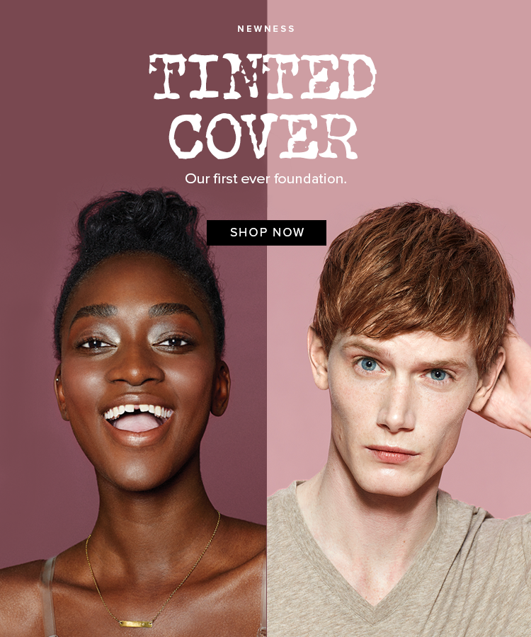 Tinted Cover