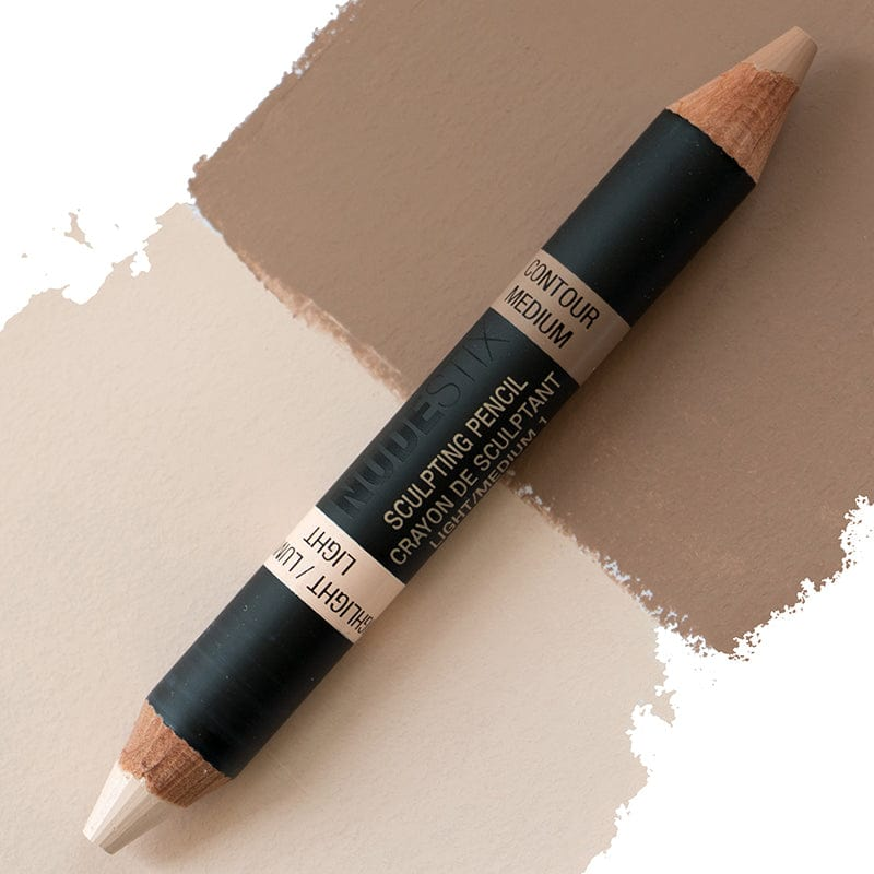 Light/Medium 1, Nudestix Sculpting Pencil in Light/Medium 1 (9044245063)