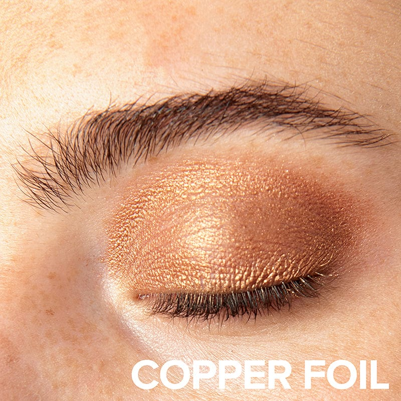 Copper Foil, Person wearing Nudestix Magnetic Luminous Eye Color in Copper Foil (9044474439)