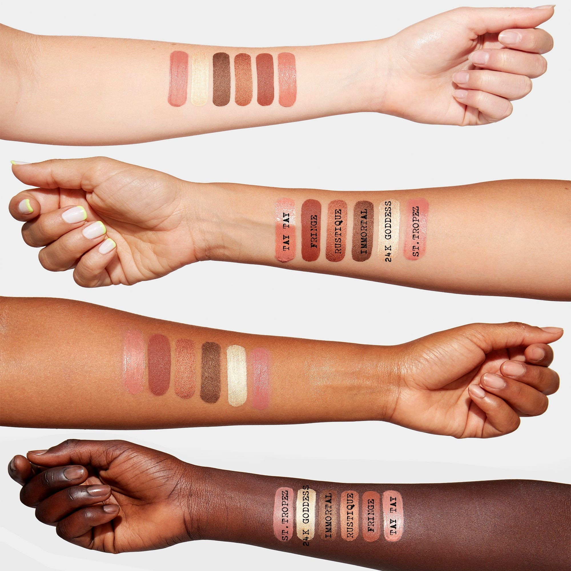 Smokey Nude Glow Kit by Taylor Frankel ($160 Value) (4773655904349)