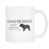 Image of Game Of Bones Bulldog Coffee Mug
