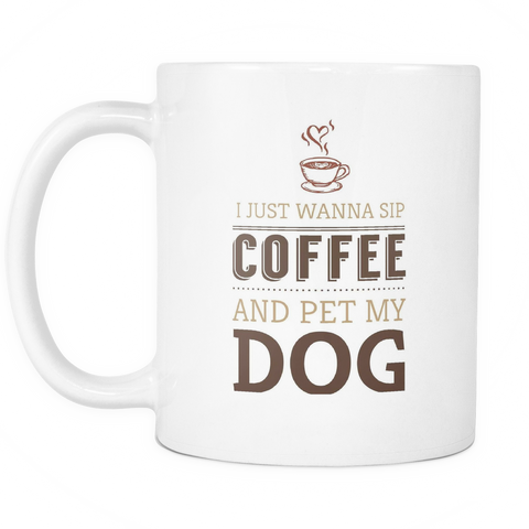 Coffee and Dog Mug