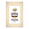 Image of Drinking Alone Poster