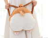 Image of Cute Corgi Butt Backpack