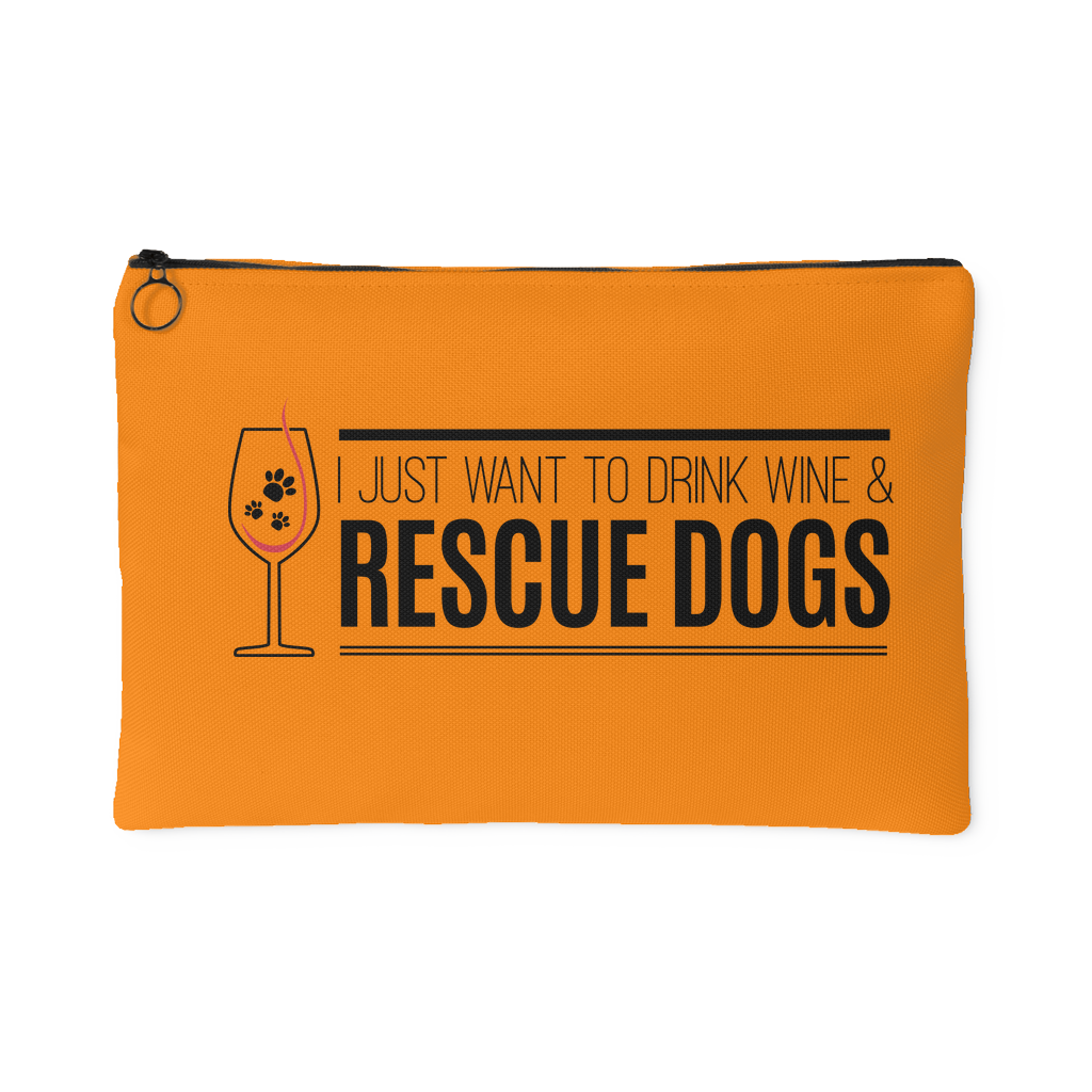 Rescue Dogs Pouch