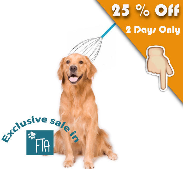 Special Head Massager for Dogs
