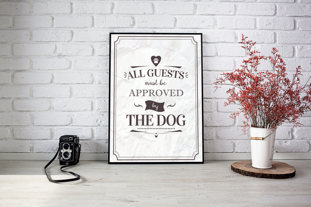 All Guests Poster