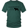 Image of The Games Of Bones - Bulldog Lovers T-Shirt