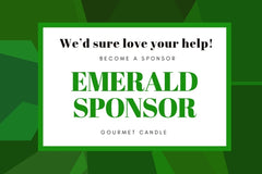 Emerald Sponsorship Opportunity