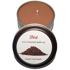 Gifts for Women, Gift Ideas, Unique Gifts Dirt Candle - Gourmet Candle