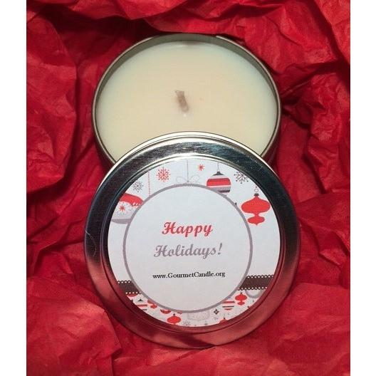 Mom Gift Ideas for Mom - Gifts for Boyfriend Gift Ideas- Happy Holidays - Gourmet Candle