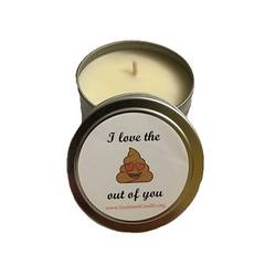 I Love The Shit Out of You Candle