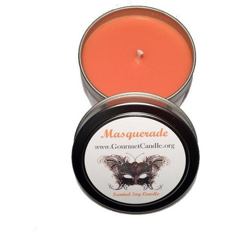 Gifts for Women, Gift Ideas, Unique Gifts Masquerade Candle - Gourmet Candle