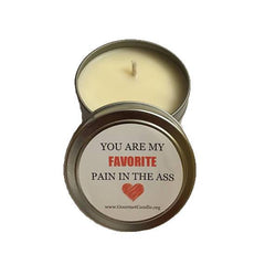 My Favorite Pain In The Ass Candle