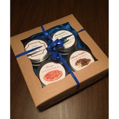Gifts for Women, Gift Ideas, Unique Gifts Gift Box for Candle Tins - Gourmet Candle