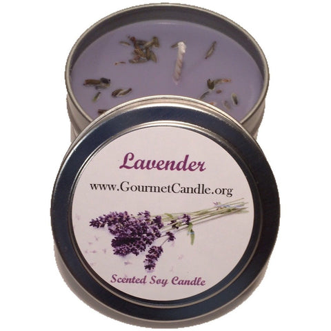 Gifts for Women, Gift Ideas, Unique Gifts Lavender Candle - Gourmet Candle