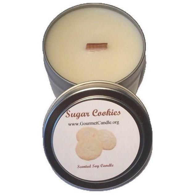 Gifts for Women, Gift Ideas, Unique Gifts Sugar Cookie Candle - Gourmet Candle