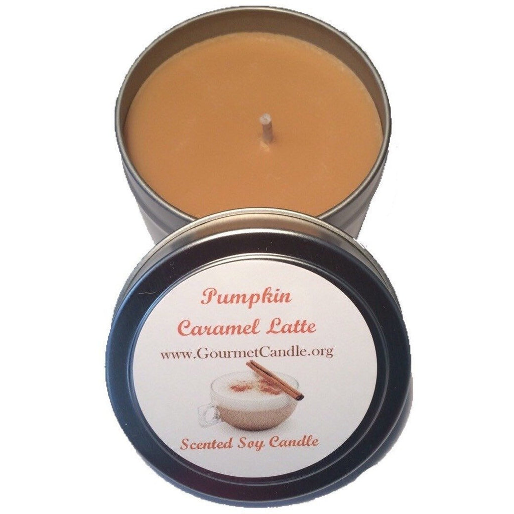 Gifts for Women, Gift Ideas, Unique Gifts Pumpkin Latte Candle - Gourmet Candle