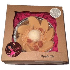 Butter Crumble Apple Pie Candle