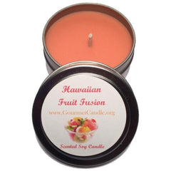 Gifts for Women, Gift Ideas, Unique Gifts Hawaiian Fruit Fusion Candle - Gourmet Candle