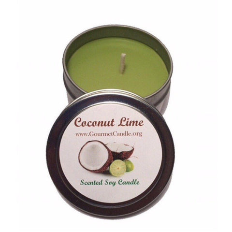 Coconut Lime Candle